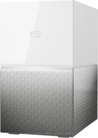 все цены на Сетевое хранилище WD My Cloud Home Duo WDBMUT0160JWT-EESN онлайн