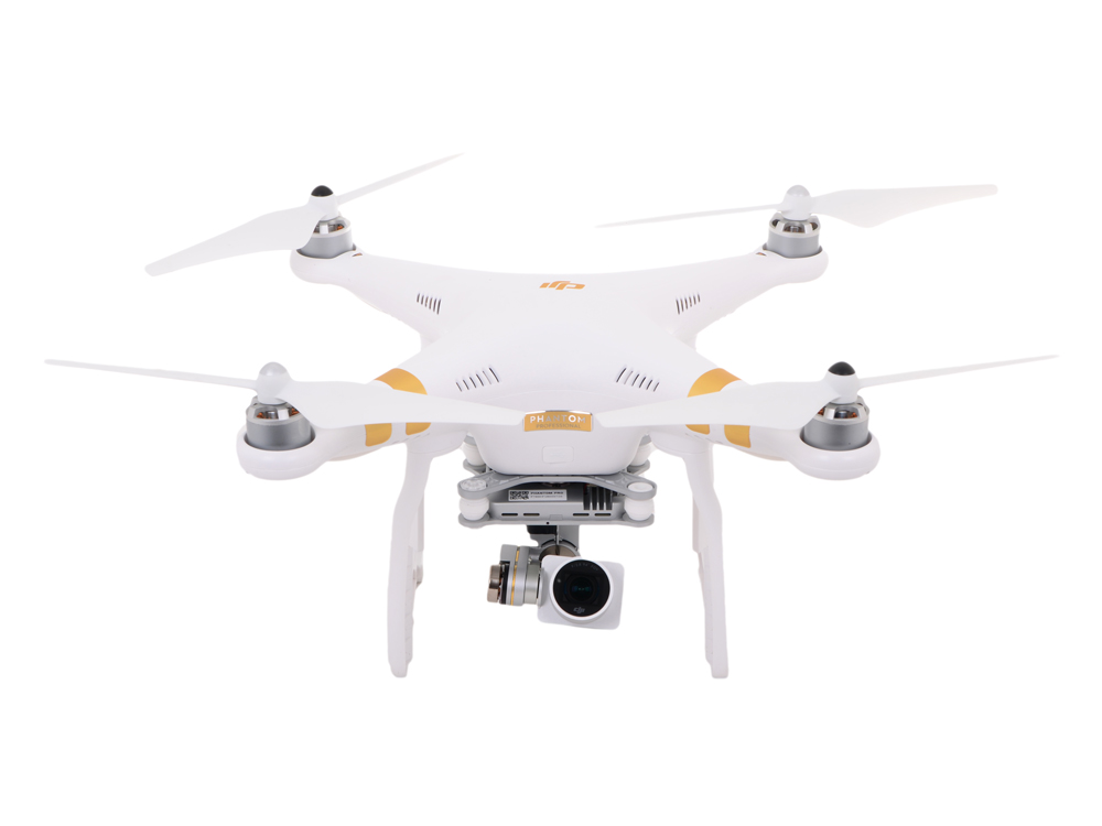Квадрокоптер DJI PHANTOM 3 PROFESSIONAL квадрокоптер dji phantom 3 professional