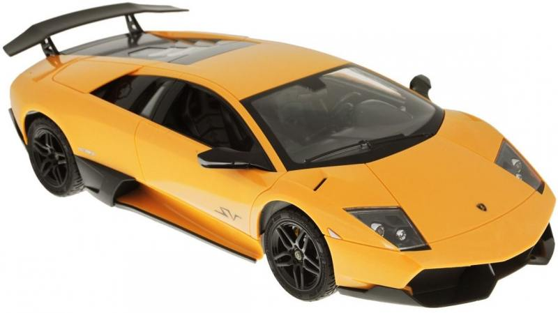 Машинка на радиоуправлении 1TOY Lamborghini 670 от 3 лет пластик Т56682