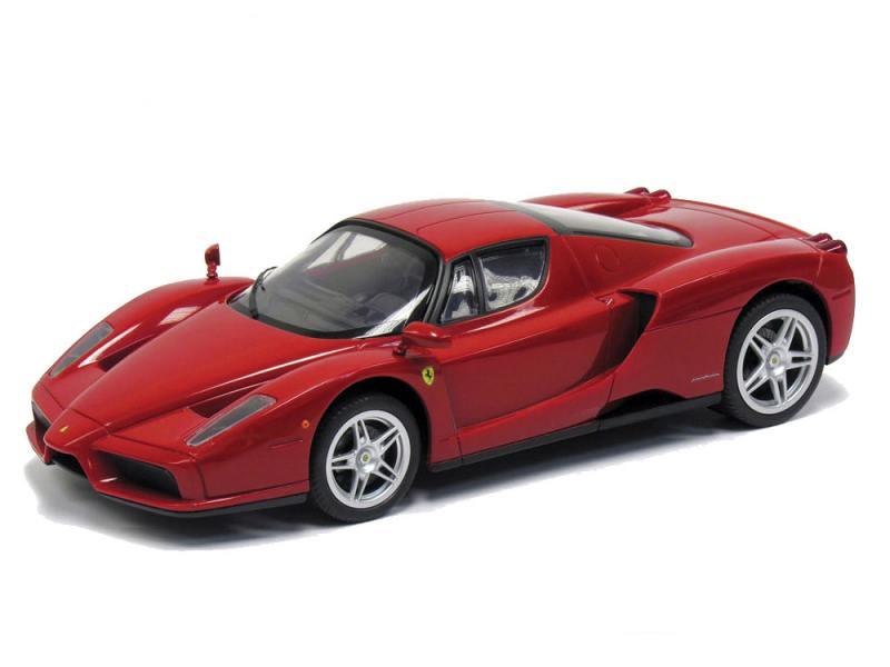 Машинка на радиоуправлении Silverlit Ferrari красный от 5 лет пластик 86027
