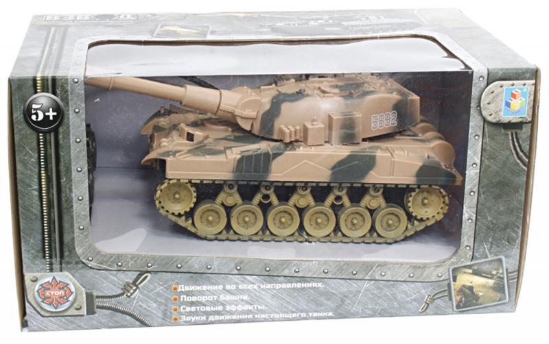 Танковый бой на радиоуправлении 1toy Взвод камуфляж от 5 лет пластик Т59145 набор танков на радиоуправлении abtoys танковый бой 552 масштаб 1 64 2 шт