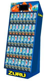 Рекламная стойка с ЛСД дисплеем 160 блистеров 2501TVF