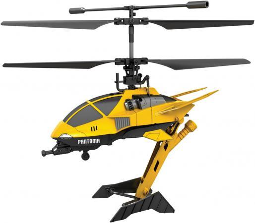 Вертолёт на радиоуправлении От Винта Fly-0240 желтый от 7 лет пластик 87233 флаер на ик управлении от винта футбольный мяч белый от 7 лет пластик fly 0241