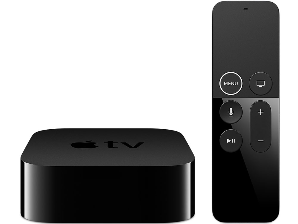 Медиаплеер Apple TV 4K 32Gb MQD22RS/A set top box apple tv 32gb 4th generation sun