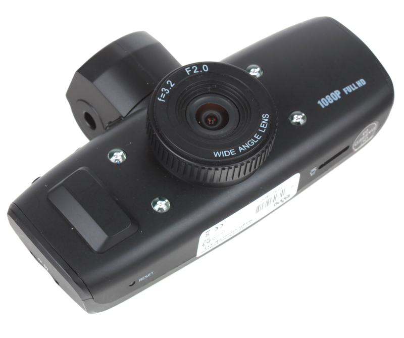 "Автомобильный Видеорегистратор iBang Magic Vision VR-333 (5""TFT LCD дисплей, 5Mп, 1920 x 1080, 30кадр/с, угол обзора 120°, microSDHC до 32Гб)"
