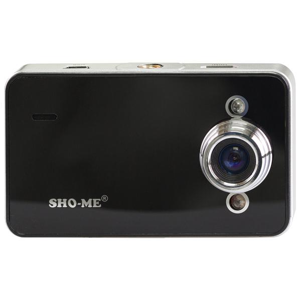 Видеорегистратор Sho-Me HD29-LCD черный 1080р 120гр. WDR