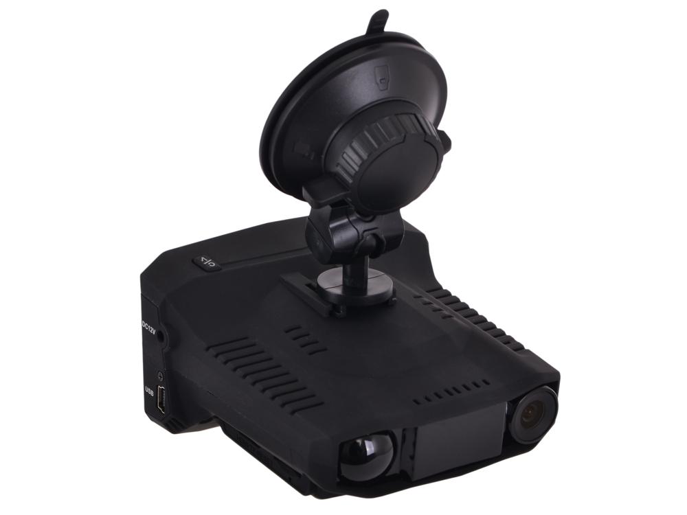 Видеорегистратор с радар-детектором Stealth  MFU 630