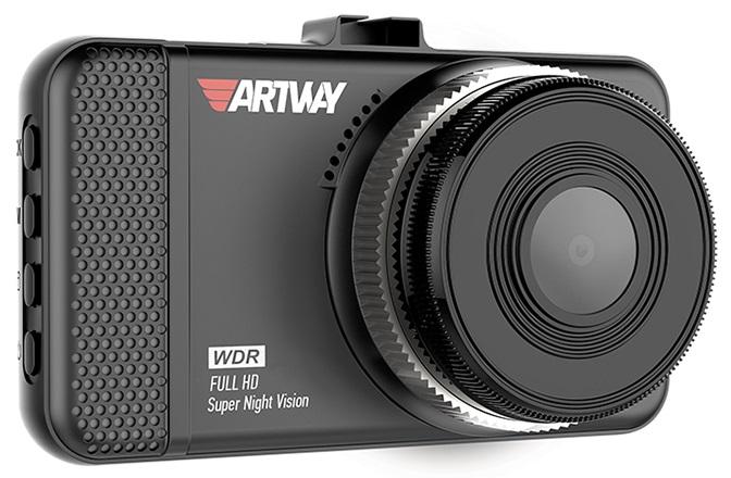Видеорегистратор-Зеркало Artway AV-391
