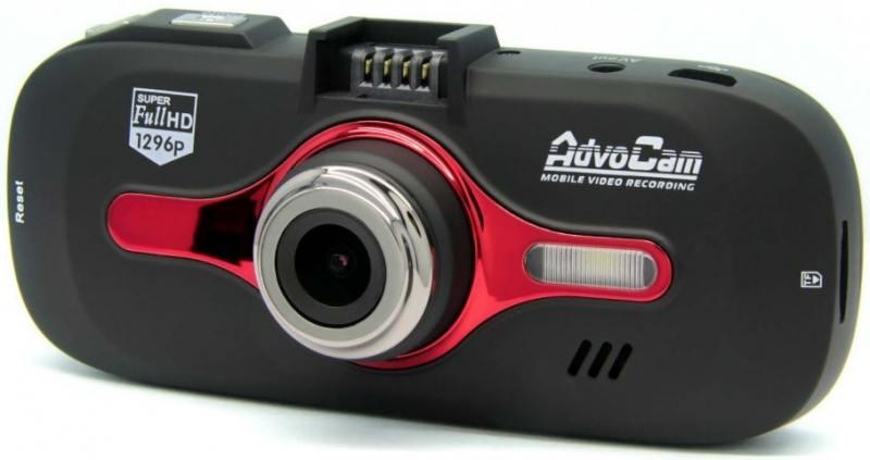 Видеорегистратор AdvoCam FD8 RED-II GPS