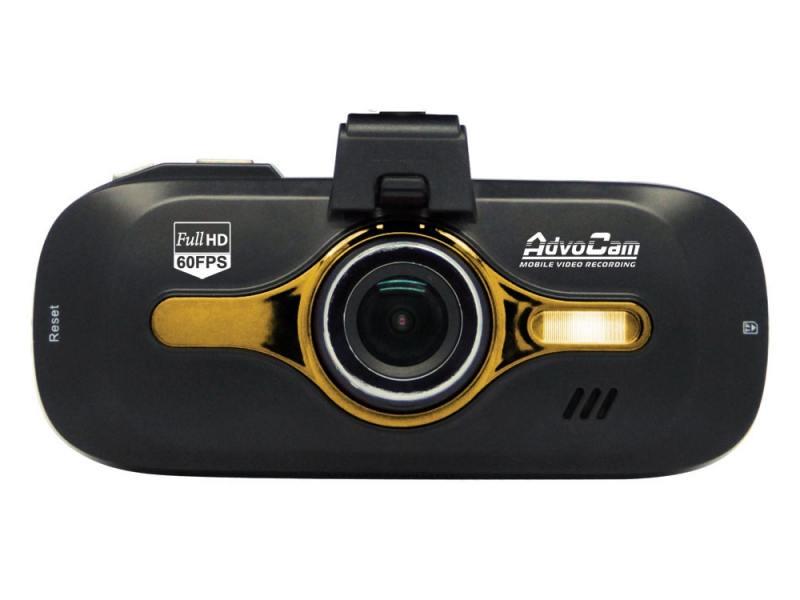 Видеорегистратор AdvoCam FD8-GOLD-GPS 2.7 2304x1296 170° G-Сенсор 3Mp microSD microSDHC датчик движ видеорегистратор parkcity dvr hd 740 2 7 2304x1296 170° microsd microsdhc hdmi