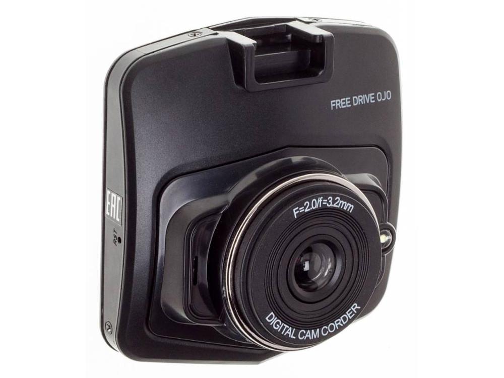 купить Видеорегистратор Digma FreeDrive OJO черный 0.3Mpix 480x640 480p 70гр. GPDV6624