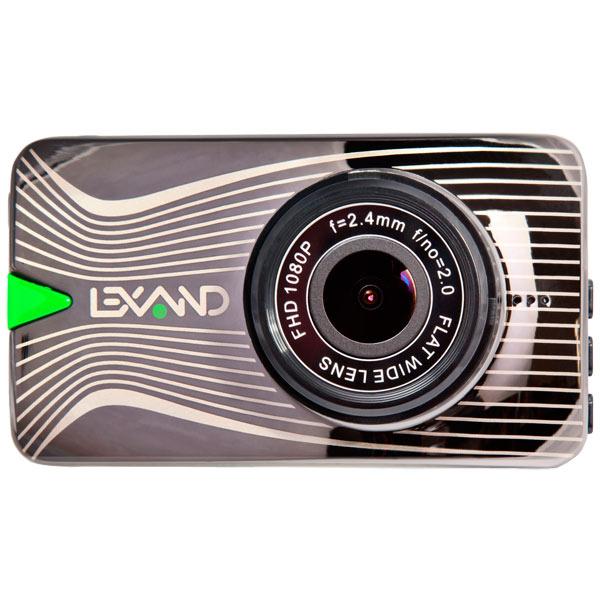 Автомобильный видеорегистратор LEXAND LR50 3/170°/1920x1080/угол обзора 140°/датчик движения автомобильный видеорегистратор lexand lr15