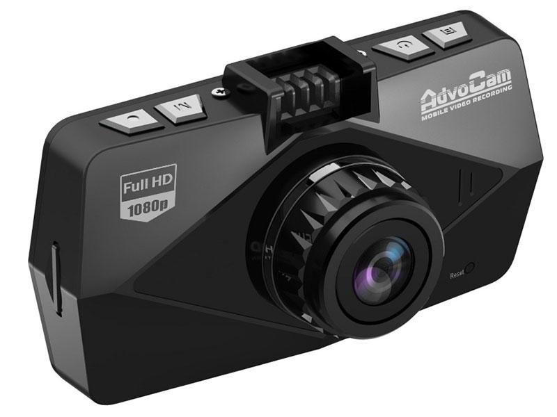 Автомобильный Видеорегистратор AdvoCAM-FD Black II GPS+ГЛОНАСС