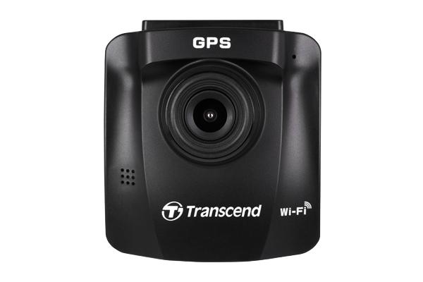 Автомобильный Видеорегистратор Transcend DrivePro 230 (WIFI + microSD 16Gb, GPS)