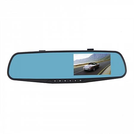 Автомобильный видеорегистратор LEXAND LR30 с камерой заднего вида 3.5/1920x1080/угол обзора 140°