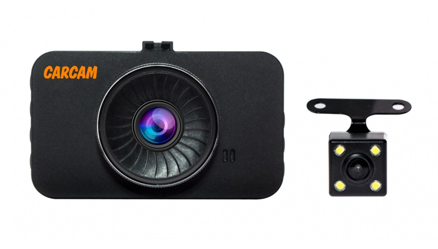 Автомобильный Видеорегистратор КАРКАМ F3 каркам m5 видеорегистратор автомобильный 4k ultra hd