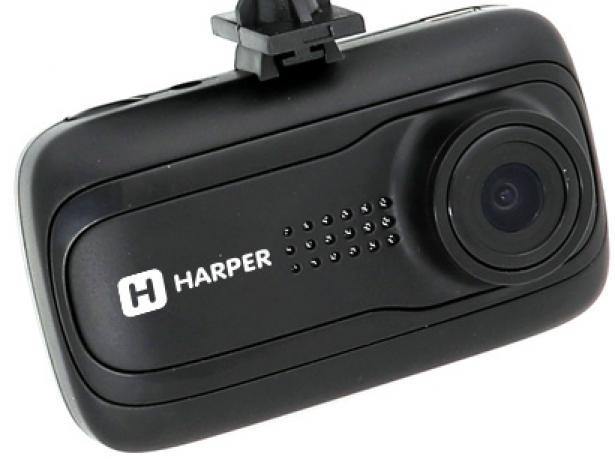 Видеорегистратор HARPER DVHR-223, 120 угол обзора, G-сенсор, Датчик движения