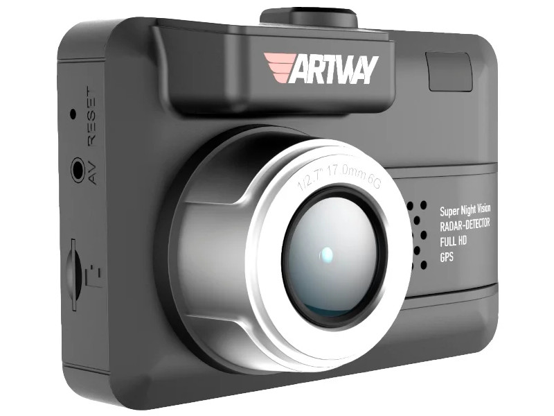 Видеорегистратор Artway MD-105 COMBO 3 в 1 Compact