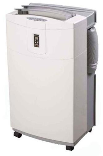 Мобильный кондиционер RODA RMC09-BA Охлаждение, 6,67м/куб, мощность 2600ВТ, пульт ДУ,таймер,ШxВxГ 47.6x84x35.8 см,вес 28,5кг. от OLDI