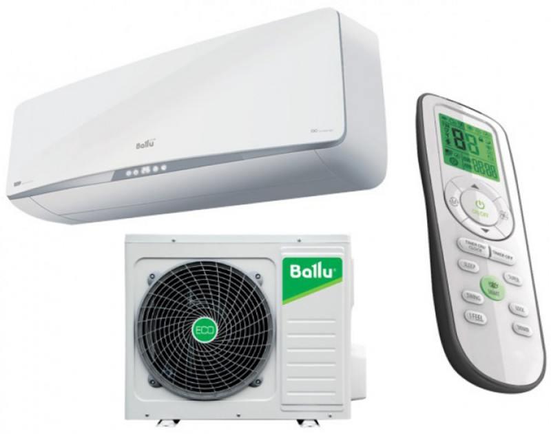 Сплит-система BALLU BSE-12HN1 цена и фото