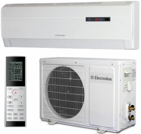 Кондиционер ELECTROLUX EACS-09 HS/N3 охлаждение 2.65кВт, обогрев 2.8кВт, 25м2, 32дБ