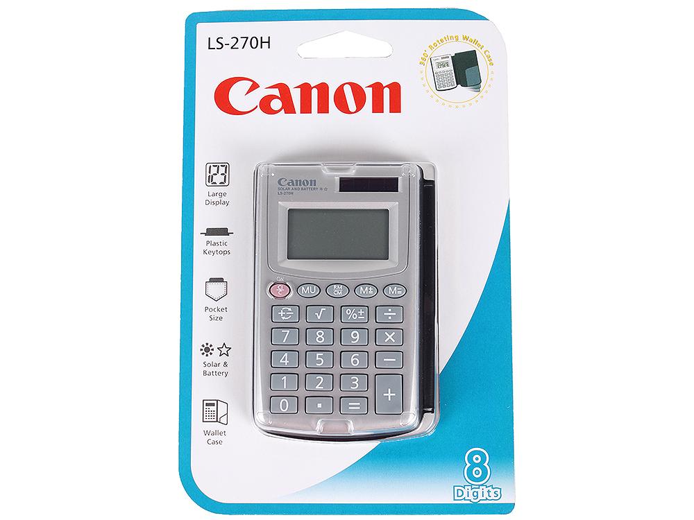 Canon LS-270H калькулятор