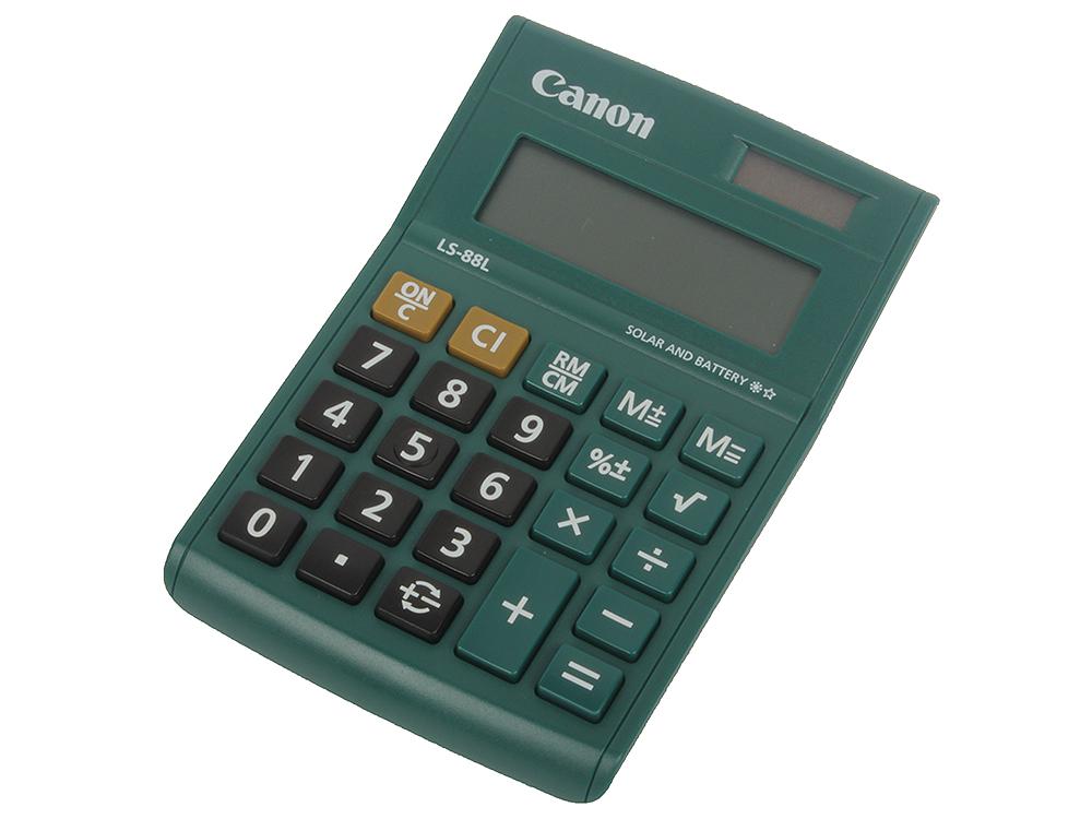 Canon LS-88L-DGR ОЛИВКОВЫЙ калькулятор