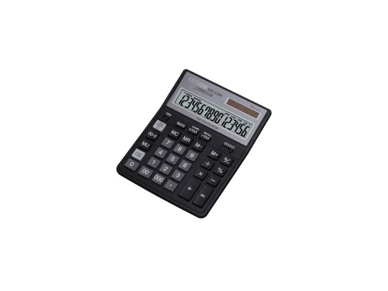 цена на Калькулятор Citizen SDC-435N 16- разрядный