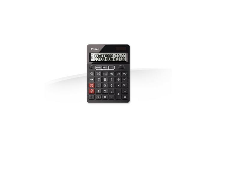 Калькулятор Canon AS-280 16 разрядов черный калькулятор canon as 280