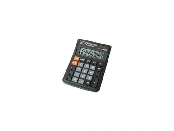 Калькулятор Citizen SDC-022S 10-разрядный citizen bm6630 51f