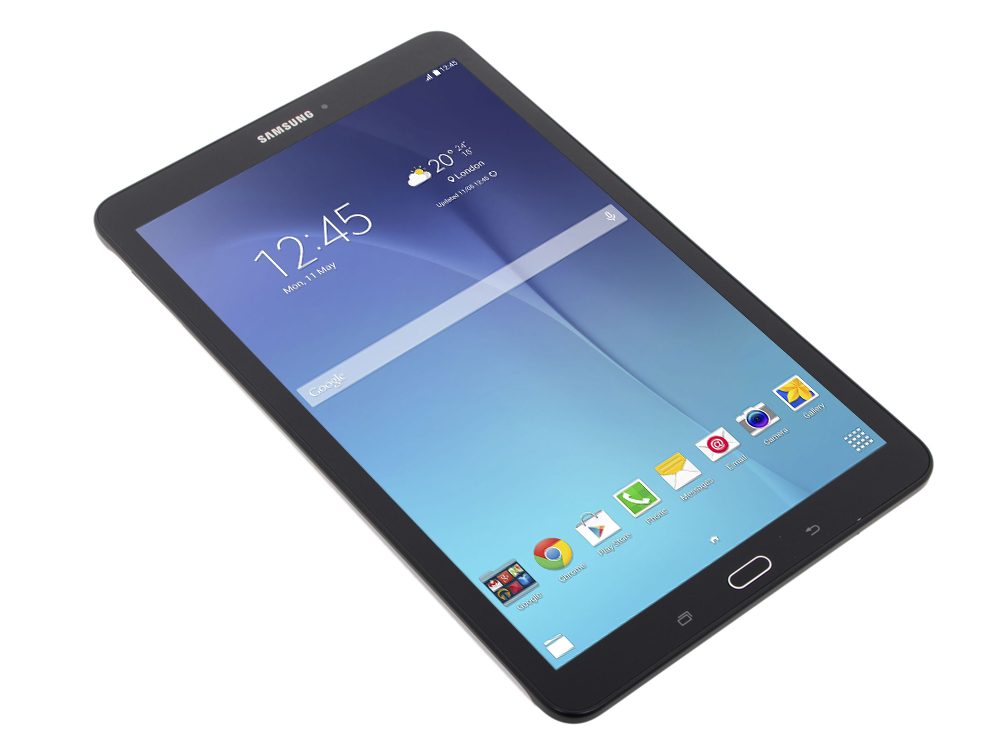 Планшет Samsung Galaxy Tab E SM-T561 Black (SM-T561NZKASER) 8Gb 9.6 3G 1.5 Ghz/1.5Gb/8Gb/9.6/WiFi/3G/BT/2cam/Android/Black* планшетный компьютер samsung galaxy tab 3 lite sm t116 7 1024mb 8gb wifi bt android4 4 black