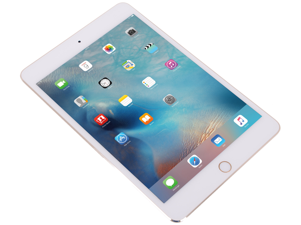 все цены на Планшет Apple iPad mini 4 MK782RU/A 128GB Wi-Fi Cell Gold