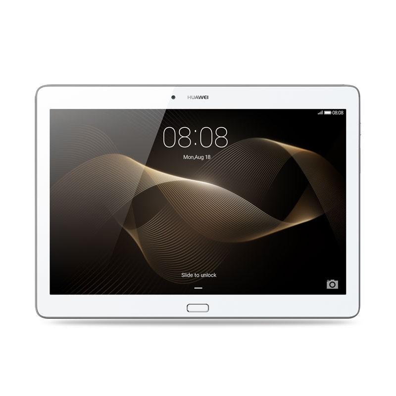 Планшет Huawei MediaPad M2-A01L (53015922) Kirin 930 (2.0) / 2Gb / 16Gb / 10.1'' IPS WUXGA / WiFi / BT / 3G / LTE / 5+13mpx / Android 5.1 / Silver
