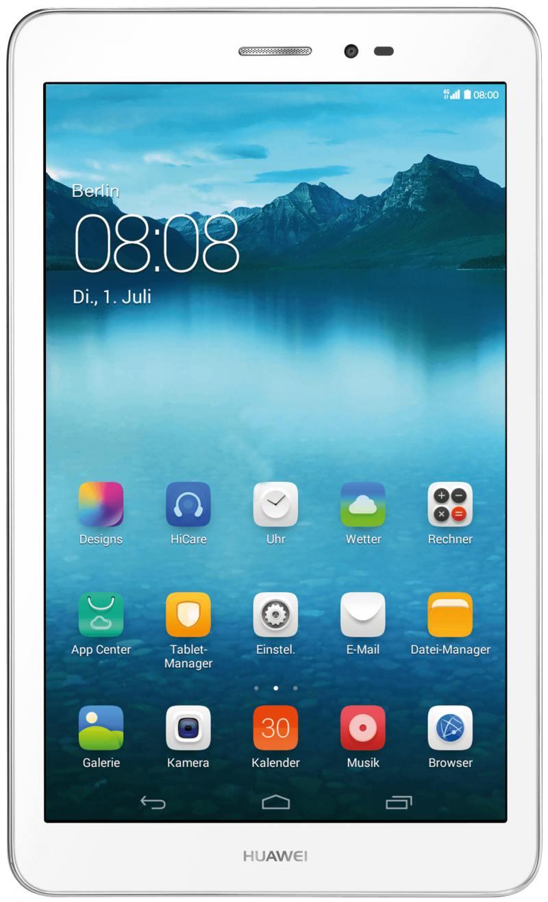 Планшет Huawei MediaPad T1 8.0 LTE 16Gb 8