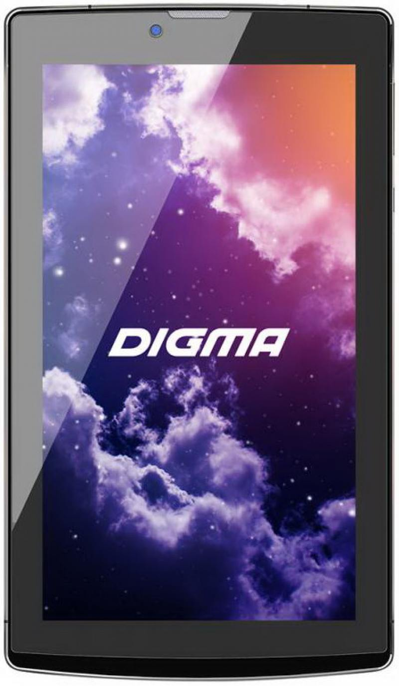 "Планшет Digma Plane 7007 3G 7"" 16Gb черный Wi-Fi Bluetooth 3G Android"