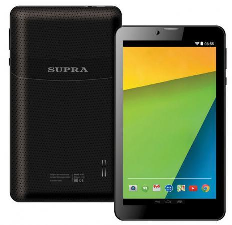 Планшет Supra M749 7 8Gb черный 3G Wi-Fi Bluetooth Android M749 supra cat 7 15m