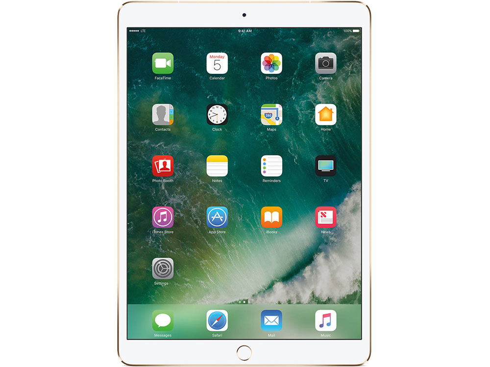 Планшет Apple IPAD PRO WI-FI + Cellular 10.5 Retina MQF12RU/A Apple A10X Fusion (2.3) / 4Gb / 64Gb / 10.5 IPS / Wi-Fi / BT / 12+7mpx / iOS / Gold apple планшет apple ipad pro 10 5 64gb wi fi розовое золото rose gold