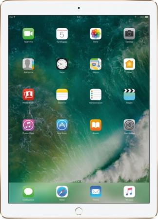 Планшет Apple IPAD PRO MP6J2RU/A Apple A10X Fusion (2.3) / 4Gb / 256Gb / 12.9 IPS / Wi-Fi / BT / 12+7mpx / iOS / Gold планшет apple ipad pro mphj2ru a apple a10x fusion 2 3 4gb 256gb 10 5 ips wi fi bt 12 7mpx ios gold