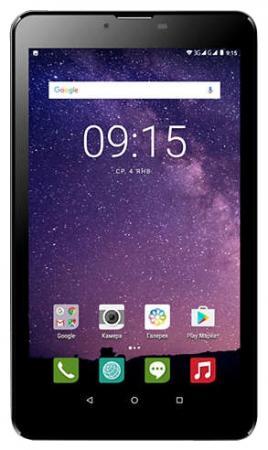 Планшет Philips TLE722G 7 8Gb черный Wi-Fi 3G Bluetooth Android 8712581741952 планшет philips в рязани