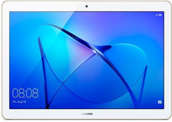 Планшет Huawei MediaPad T3 Snapdragon 425 (1.4) / 1.5Gb / 16Gb / 9.6 IPS / Wi-Fi / BT / 3G / LTE / 2+5mpx / Android 7 / Gold srjtek 7 for huawei mediapad t3 7 bg2 w09 lcd display matrix touch screen panel digitizer tablet pc assembly replacement parts
