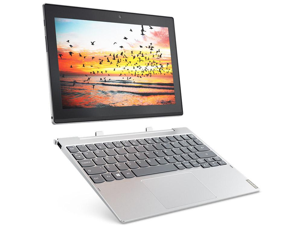 Планшет Lenovo MiiX 320-10ICR (80XF007TRK) Atom x5-Z8350 (1.44) / 2Gb / 32Gb / 10.1 IPS FHD / Wi-Fi / BT / 2+5mpx / Win 10 / Трансформер / Silver lenovo lenovo miix 300 10 32gb