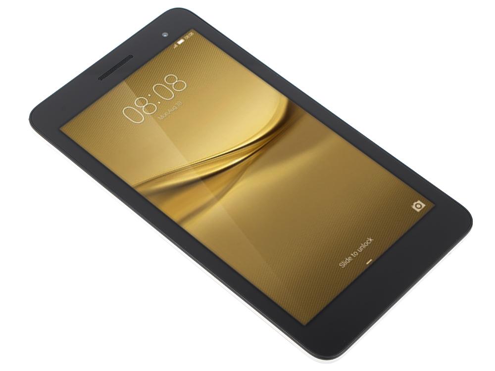Планшет Huawei MediaPad T2 (BGO-DL09) Spreadtrum SC9830 (1.5)/1GB/16GB/7 1024x600 IPS/Wi-Fi/3G/LTE/BT/Android 6.0 (Champaigne Gold) планшет lenovo tab 4 tb 7304x 7 za330081ru mediatek mt8735d 1 1 1gb 16gb 7 ips wi fi bt 3g lte 2 2mpx android black