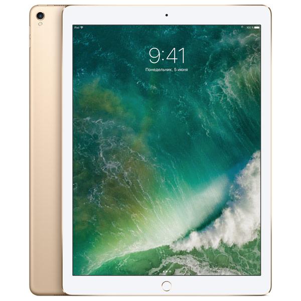 Планшет Apple iPad Pro 12.9 256Gb золотистый Wi-Fi Bluetooth LTE 3G iOS MPA62RU/A Apple A10X Fusion (2.3) / 4Gb / 256Gb / 12.9 IPS / Wi-Fi / BT / 3G apple планшет apple ipad pro 10 5 256gb wi fi cellular gold золотистый