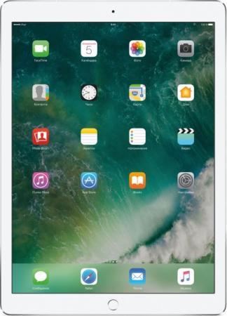Планшет Apple iPad Pro MPA52RU/A A10X (2.3) / 4Gb / 256Gb / 12.9'' IPS Retina / Wi-Fi / BT / 12+7mpx / iOS / Rose Gold планшет apple ipad pro 2017 12 9 256gb wi fi cellular silver mpa52ru a