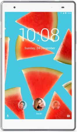 Планшет Lenovo Tab4 8 Plus TB-8704X ZA2F0118RU Snapdragon 625 (2.0) / 3Gb / 16Gb / 8 IPS FHD / Wi-Fi / BT / 3G / LTE / 5+8mpx / Android 7.0 / White zgpax s99 3g android 5 1 smartwatch phone white silver