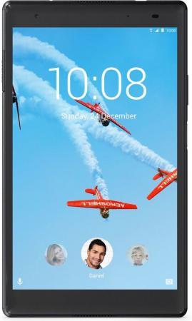 Планшет Lenovo Tab4 8 Plus TB-8704X ZA2F0087RU Snapdragon 625 (2.0) / 3Gb / 16Gb / 8 IPS FHD / Wi-Fi / BT / 3G / LTE / 5+8mpx / Android 7.0 / Black cubot x16s 5 0 inch 3gb 16gb smartphone black