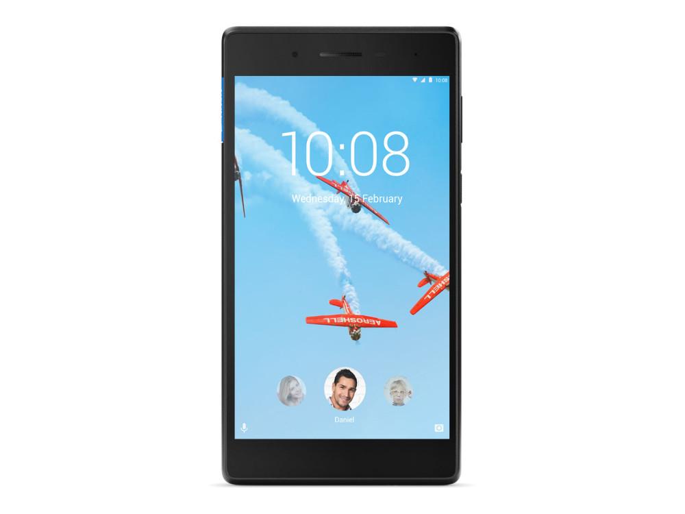 Планшет Lenovo Tab 4 TB-7304F MT8167D (1.3) / 1Gb / 8Gb / 7 IPS WSVGA / Wi-Fi / BT / 2+2mpx / Android 7.0 / Black