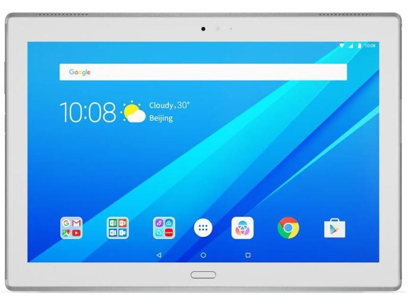 Планшет Lenovo Tab4 Plus TB-X704L (ZA2R0002RU) Snapdragon 625 (2.0) / 3GB / 16GB / 10.1'' 1920x1200 IPS / Adreno 506/ 3G / LTE / BT / Android 7.0 (White) leagoo v1 3gb 16gb smartphone brown