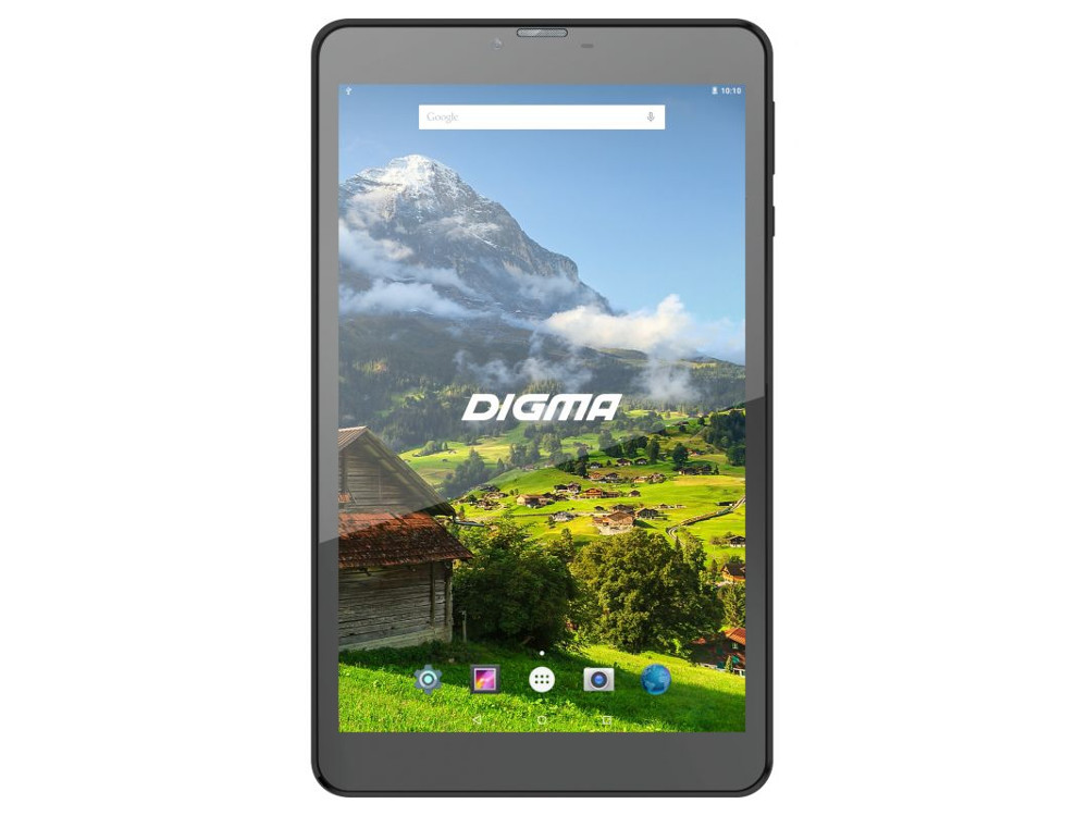 Планшет Digma Plane 8555M 4G (Black) MediaTek MT8735B (1.1) / 1Gb / 16Gb / 8