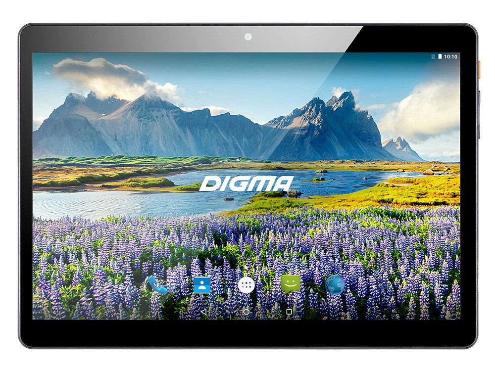 Планшет Digma Plane 9634 3G (Black) MediaTek MT8321 (1.3) / 2Gb / 32Gb / 9.6